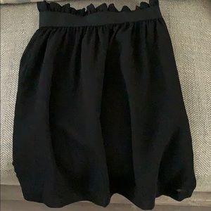 Very nice black skirt